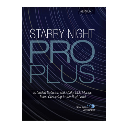 Starry Night Pro Plus 7 + 한글메뉴얼
